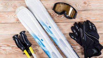 Seznam lyžařského vybavení