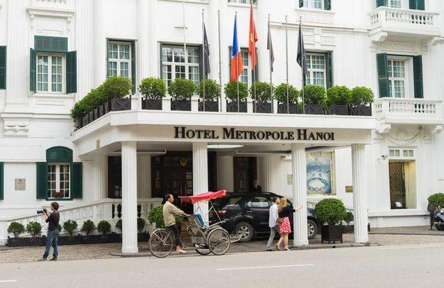 Hotel Hanoj