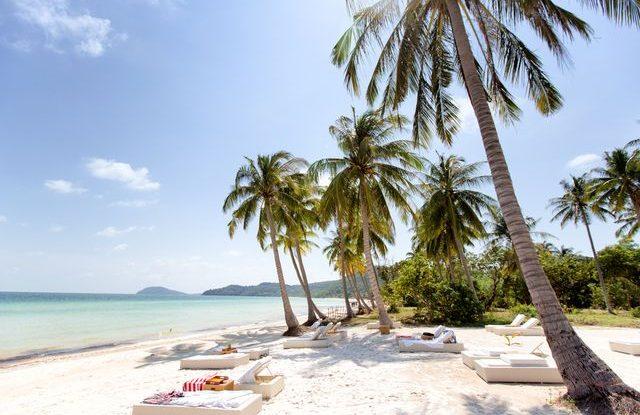 Ostrov Phu Quoc, Vietnam