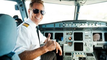 Staň se pilotem na zkoušku