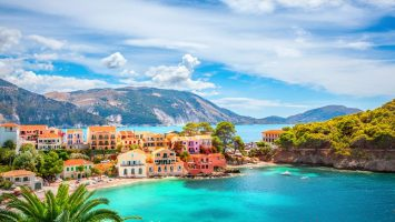 assos v Řecku