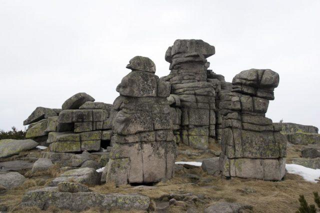 Dívčí kameny Krkonoše