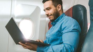 Jak převážet baterie v letadle