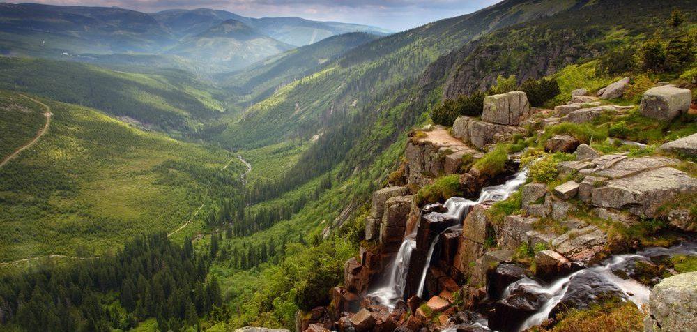 Pančavský vodopád, Krkonoše výlety