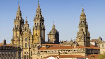 Santiago de Compostela, poutní místa