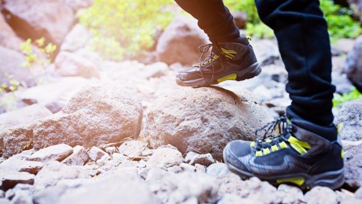 Jak vybrat trekovou obuv