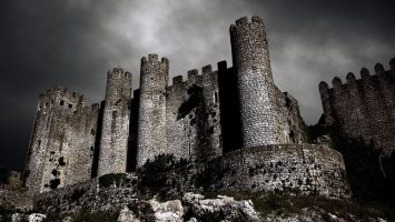 Strašidla na hradech