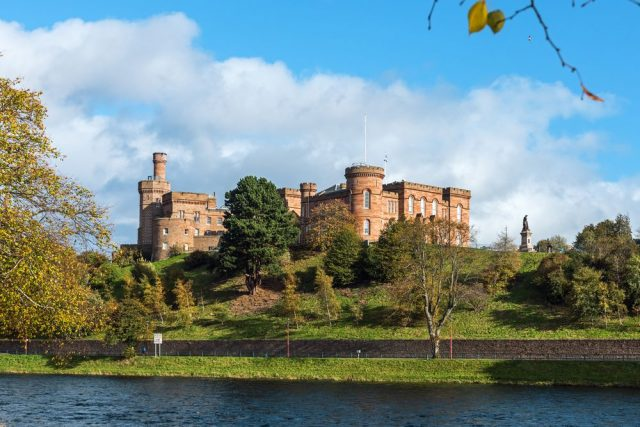Hrad Inverness
