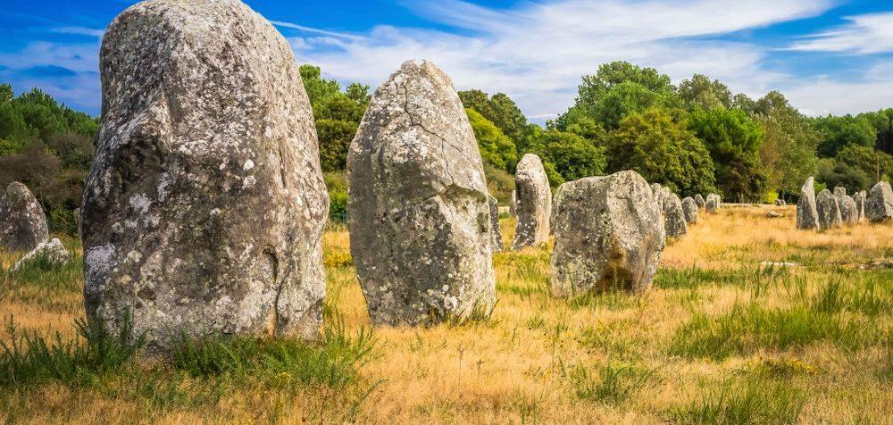 Menhiry a záhady