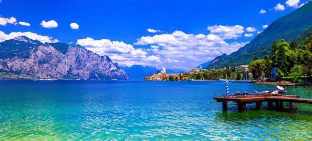 Lago di Garda Itálie