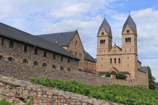Klášter v Eibingenu
