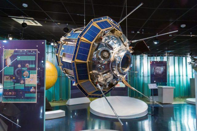 Technické muzeum v Moskvě