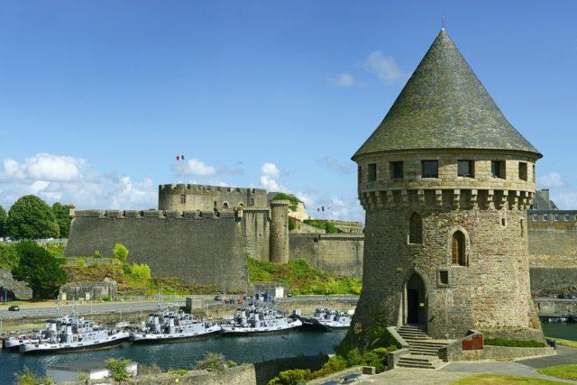 Přístav Brest