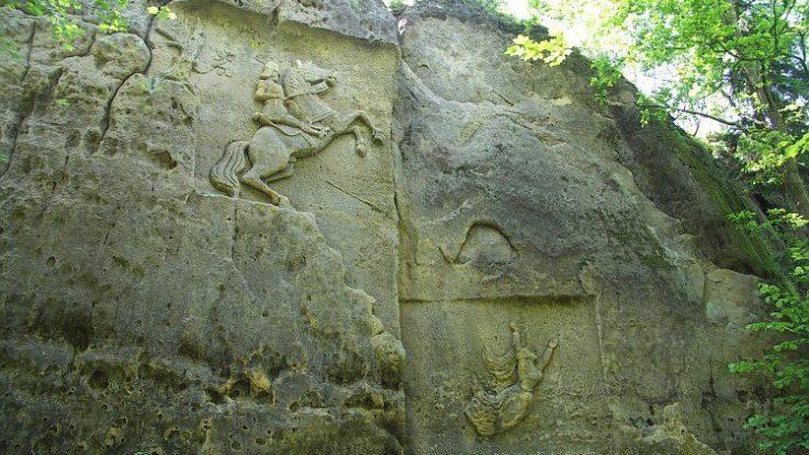 Skála smrti u Kunratic