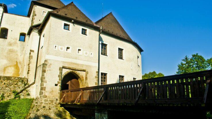 Nové Hrady jižní Čechy