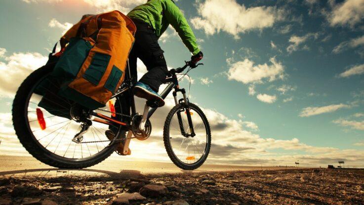 Dovolená na kole