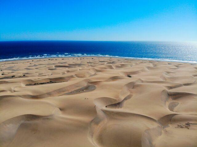 Moře Kanárské ostrovy