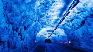 Lærdalský tunel