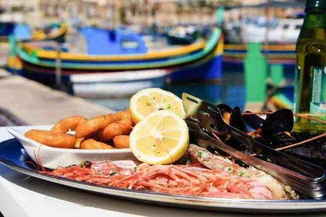 Jídlo na Maltě