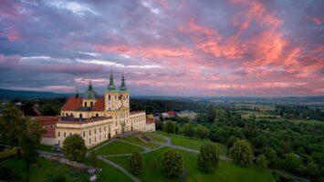 Svatý kopeček v Olomouci